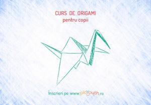 Curs de origami pentru copii