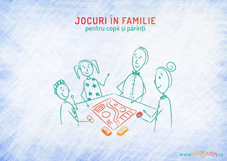 Jocuri in familie