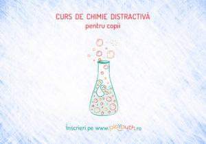 Atelier online de Chimie Distractivă pentru copii