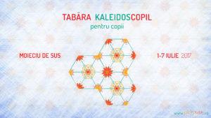 Tabara Kaleidoscopil copii 2017