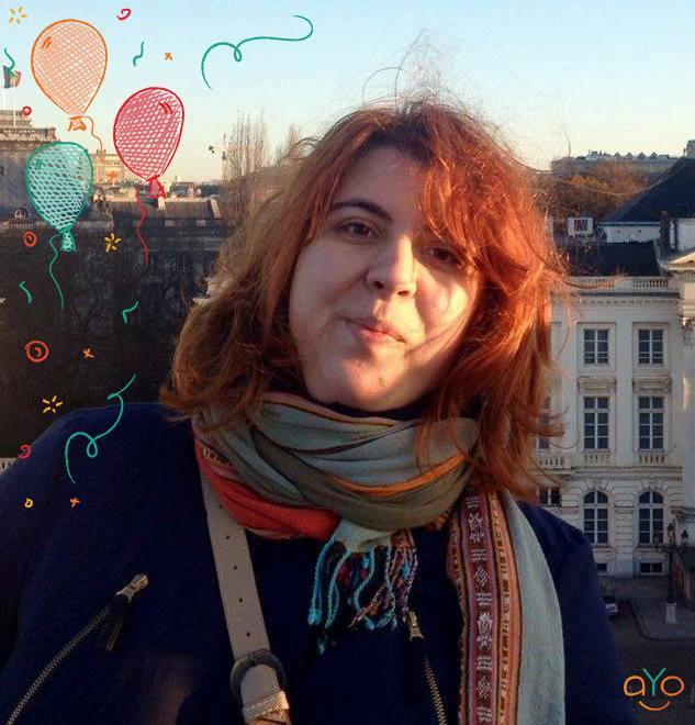 Interviu cu Diana Lupu – voluntar PlaYouth