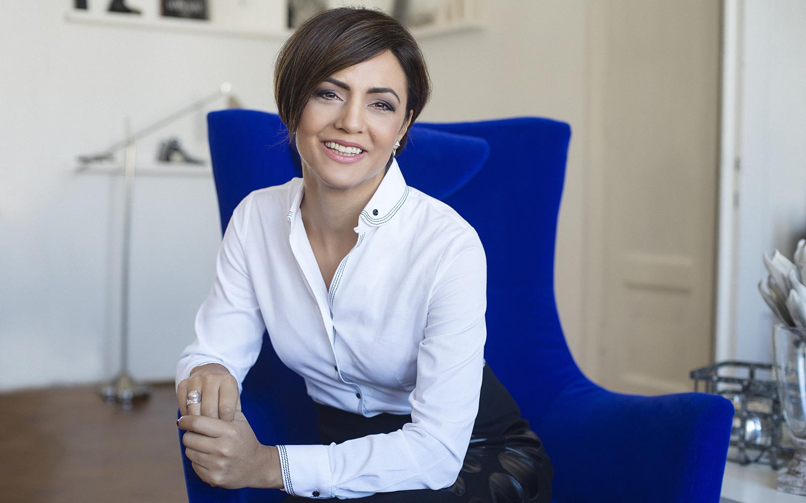Interviu cu Amalia Sterescu – despre viaţa de familie