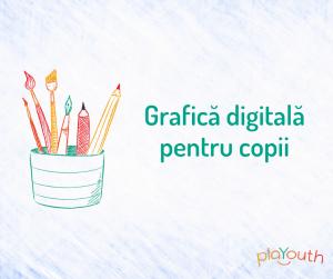 Curs online de Grafică digitală pentru copii