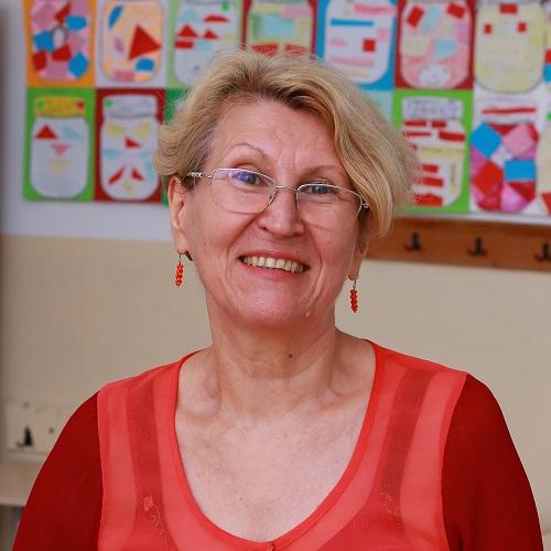 Violeta Dascălu, profesor cu vocaţie