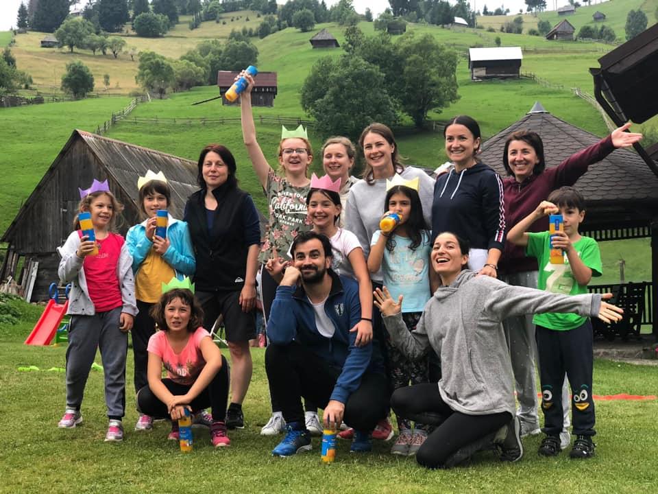 Cum a fost în tabăra Kaleidoscopil pentru copii şi părinţi