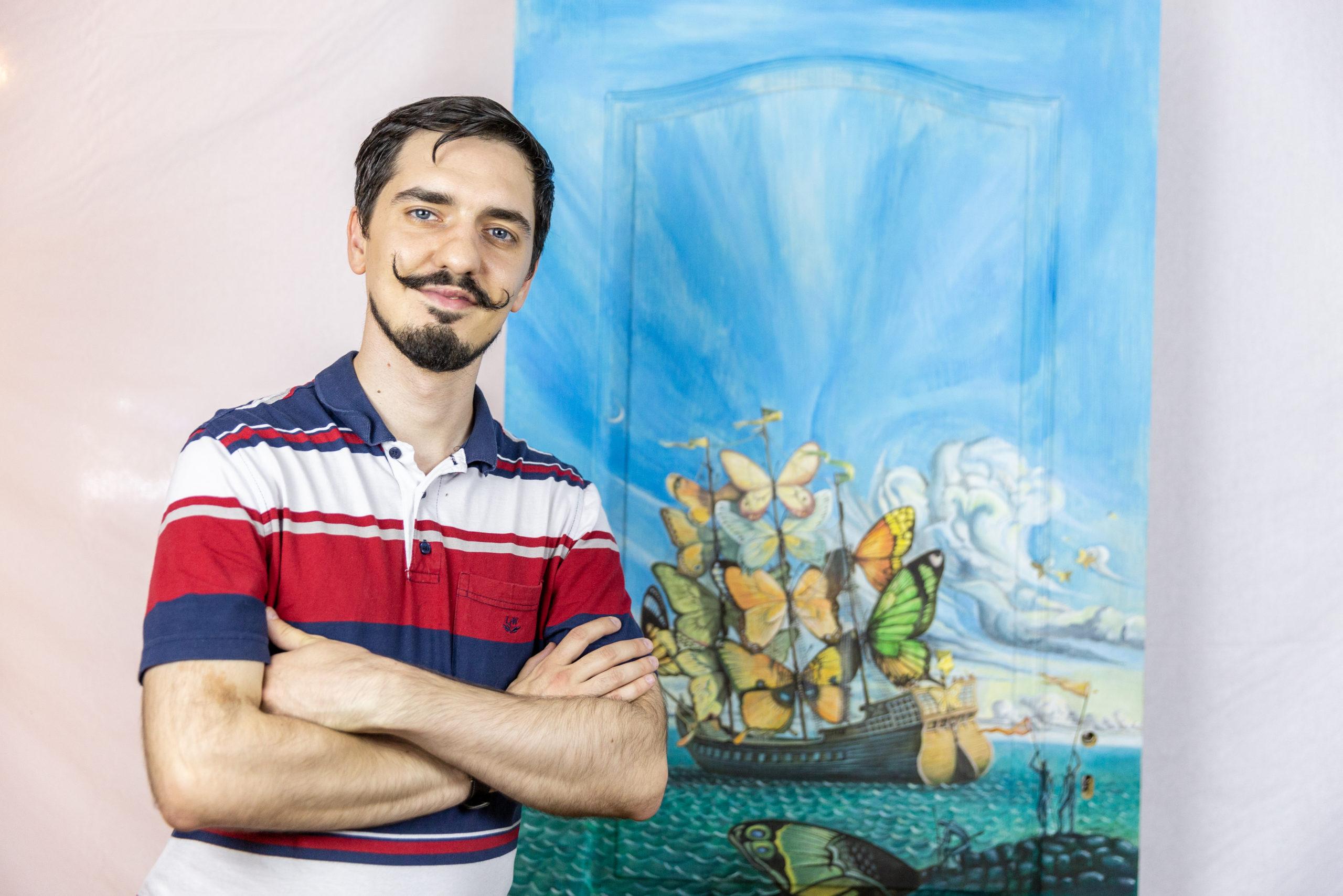 Prieteni alternativi ai comunităţii PlaYouth – Andrei Radu
