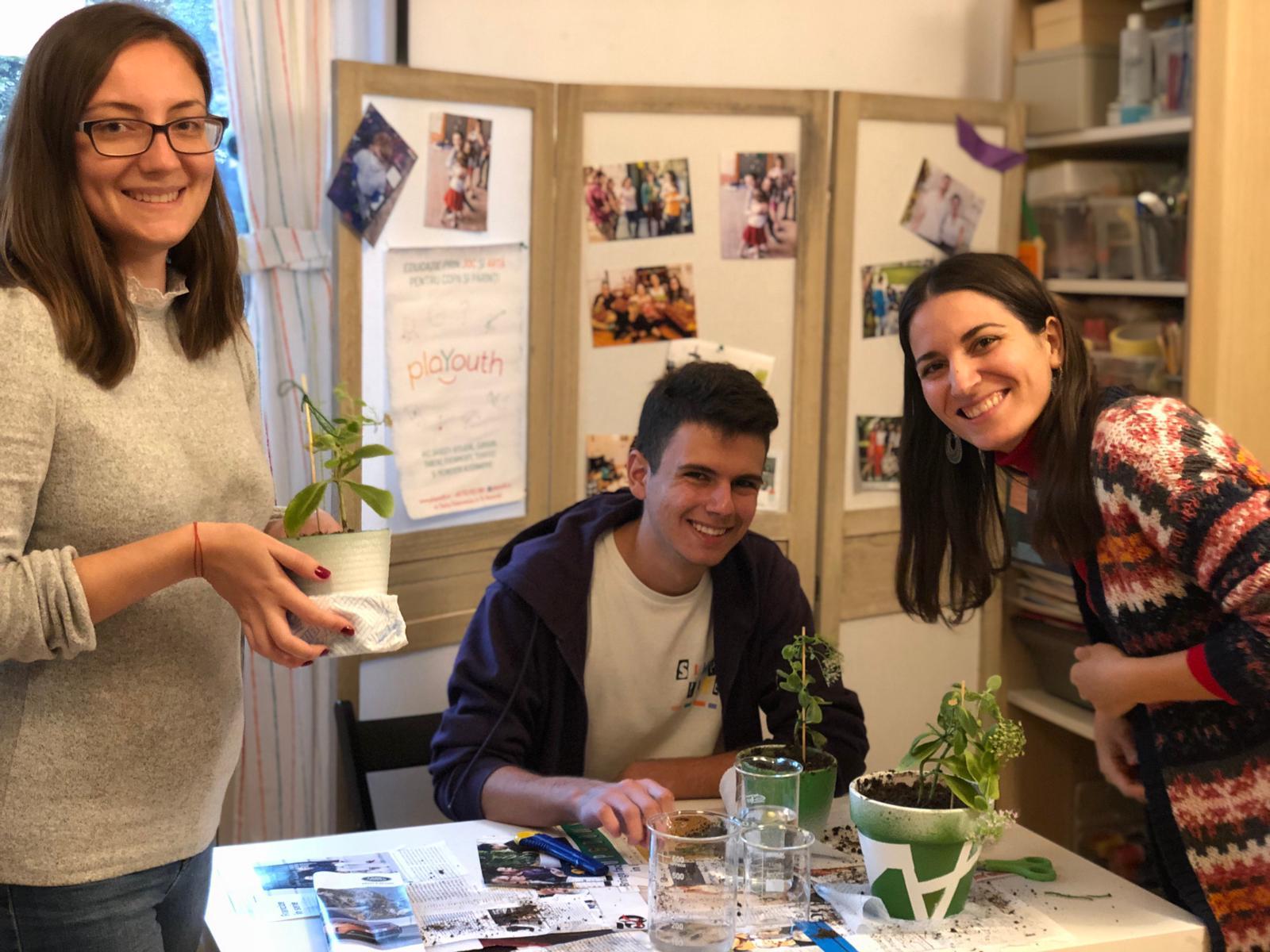 Activitate (d)eco-friendly la birou
