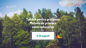 Metode de predare socio-educative @ La munte